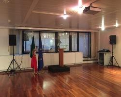 Sono X-Clusive - 2018 - Ambassade du Portugal