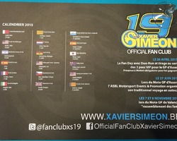 Sono X-Clusive - 2014 - Event Soutien Xavier Simeon